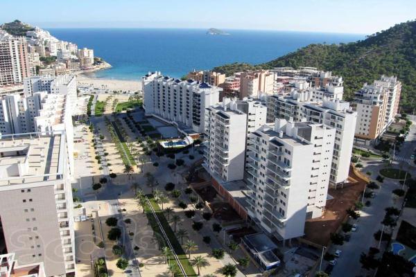 Испания новостройки у моря